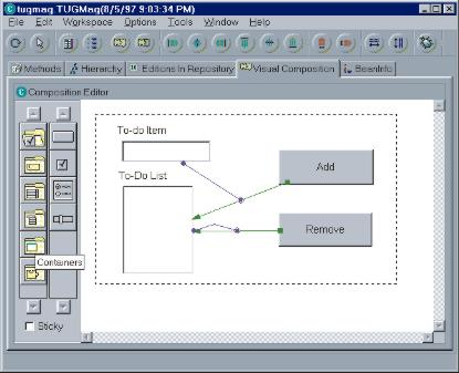 VisualAge for Java 1.0 - Let t...